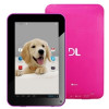 Tablet DL X-TP266 Rosa, 3G, Dual Core 1.2 GHz, Android 4.4